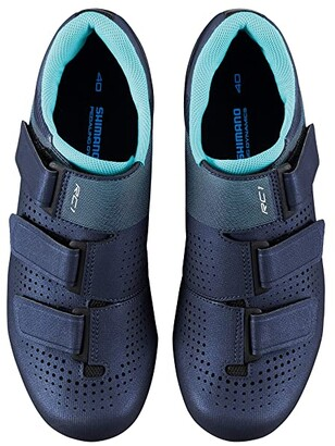 Shimano RC1 Cycling Shoe (Navy) Women's Shoes