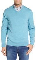 Vineyard Vines 'Performance Blend' V-Neck Sweater