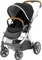babystyle Oyster2 Pushchair -Mirror Finish Tan Handle