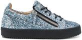 Giuseppe Zanotti Design Gail glitter low-top sneakers
