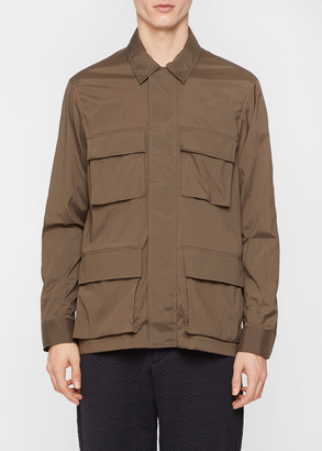 Men's Mole Grey Lightweight Field Jacket