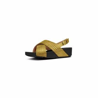 FitFlop Women's LULU Padded Sandal Flip-Flop