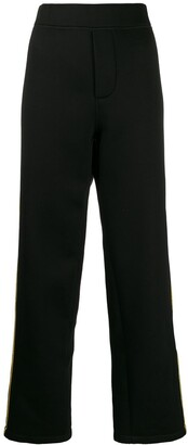 DSQUARED2 Contrasting Logo Track Pants