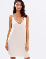 Irina Silky Slip Dress