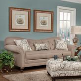 Three Posts Serta Upholstery Wheatfield Sofa