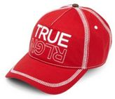 True Religion Embroidered Logo Baseball Cap