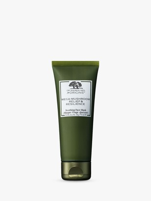 Origins Dr Andrew Weil for Mega-Mushroom Relief & Resilience Soothing Face Mask, 75ml