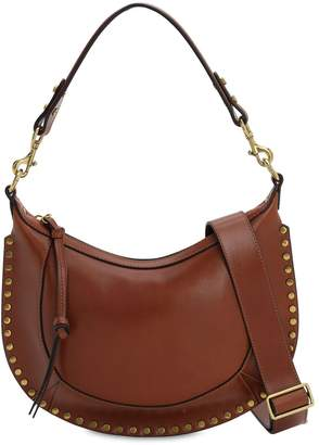 Isabel Marant Naoko Leather Shoulder Bag