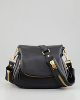 Tom Ford Jennifer Medium Leather Crossbody Bag