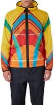 Lightweight Printed Nylon Jacket