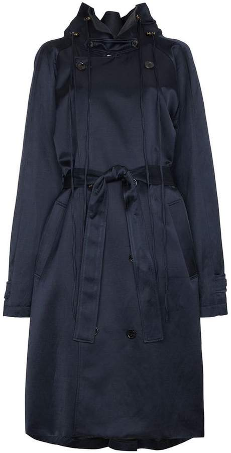 Y/Project Y / Project Double breasted trench coat