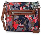 Fossil Dawson Floral Cross-Body Bag