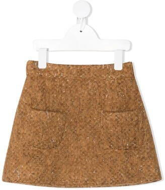 Caffe' D'orzo Pasqua mini skirt