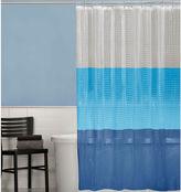 JCPenney Maytex Mills Maytex 3D Colorblock PEVA Shower Curtain