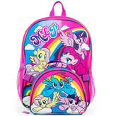 My Little Pony Pattern Backpack