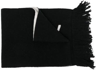 Christopher Kane More Joy wool scarf
