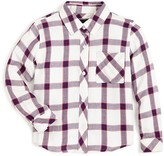 Rails Little Girls' Plaid Button-Down Shirt - Sizes 4-10