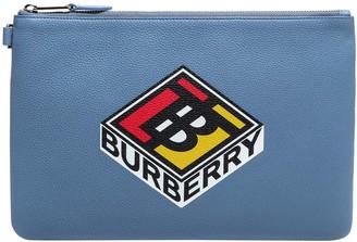 Burberry Logo Slim Pouch