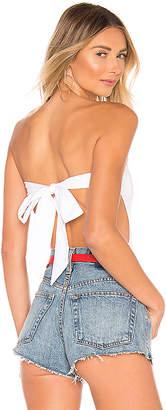 superdown Chelsey Strapless Bodysuit