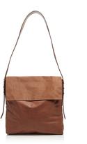 Rick Owens Calf Leather Satchel Bag
