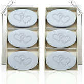 Linked Hearts Wild Blue Lupine Soap Trio - Set of 2