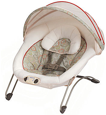 Graco Forecaster Simple Snuggles Bouncer