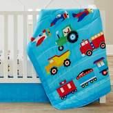 Olive Kids Trains, Planes, Trucks 3-Piece Crib Bedding Set