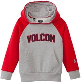 Volcom Boys' Riker Athletic Pullover Hoodie (4yrs7X) - 8132515