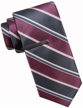 Jf J.Ferrar Striped Tie
