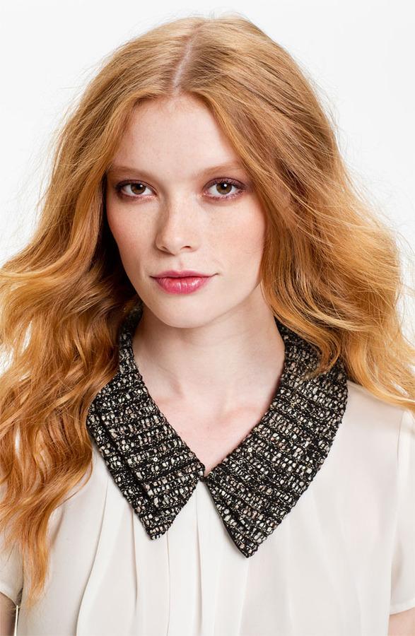 Tasha 'Sparkle Tweed' Collar
