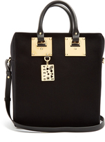 Sophie Hulme Cromwell mini canvas tote
