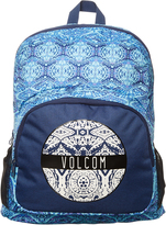Volcom Patch Attack Midi Backpack Blue