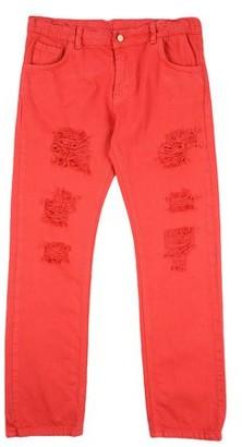 MNML COUTURE Denim trousers