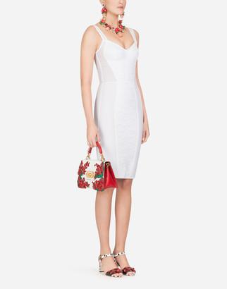 Dolce & Gabbana Corset Bustier Dress