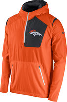 Nike Men's Denver Broncos Vapor Speed Fly Rush Hooded Jacket