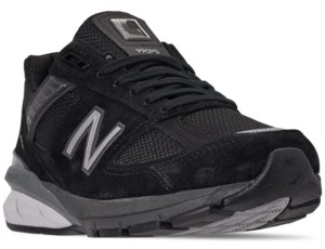 New Balance Men's 990 V5 Running Sneakers from Finish Line