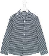 Il Gufo striped shirt - kids - Cotton/Linen/Flax - 4 yrs