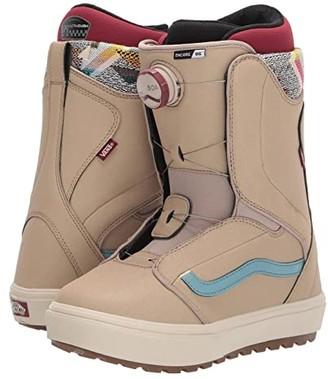 Vans Encore W OG '20 (Tan/Cameo Blue) Women's Boots