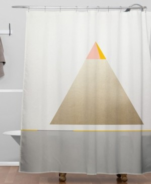 Deny Designs Iveta Abolina Bloc de couleur Iv Shower Curtain Bedding