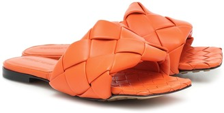 Bottega Veneta Lido leather sandals