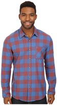 Quiksilver Motherfly Flannel Men's Clothing
