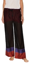 Lemlem Eve Lounge Cotton Wide Leg Pant
