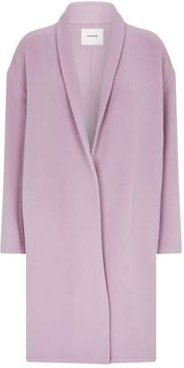 Vince Collarless Coat