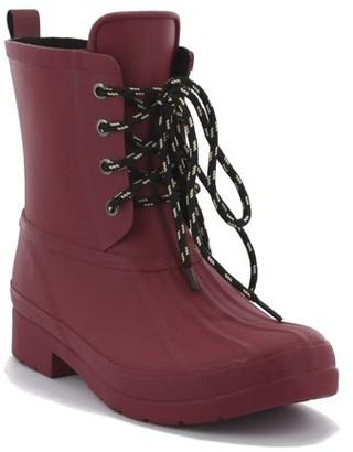 Chooka Women's Eastlake Waterproof Rain Duck Boot