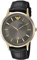 Emporio Armani Men's Quartz Stainless Steel Casual Watch