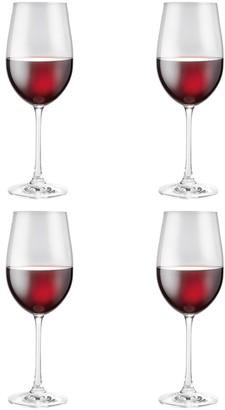 Alex Liddy Vina 4 Piece Red Wine Glass Set 530ml