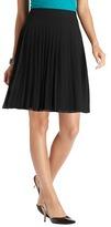 LOFT Pleated Chiffon Full Skirt