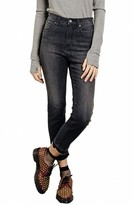 Volcom Women's Lady High Waist Jeans