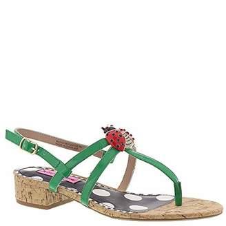 Betsey Johnson Women's Buggy Sandal