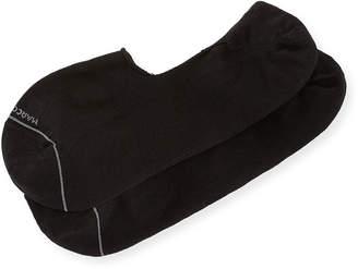 Marcoliani Milano Invisible Touch Solid No-Show Socks